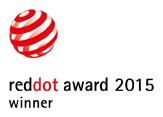 Red Dot Award 2015 für die Beckumer Werbeagentur russigdesign