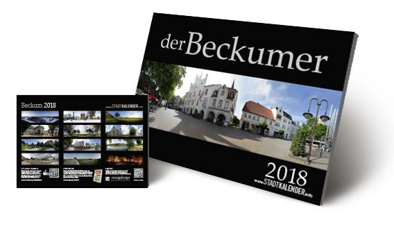 russigdesign Werbeagentur in Beckum – Stadtkalender Beckum