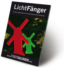 russigdesign Werbeagentur in Beckum – Bockwindmühle als LichtFänger