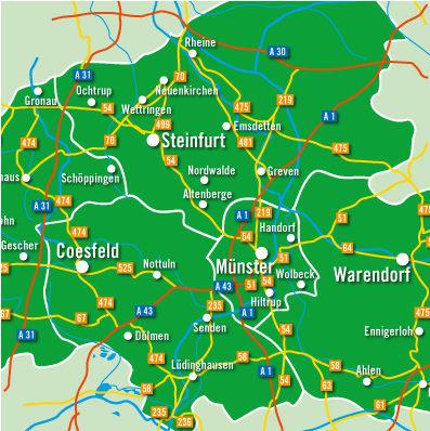 russigdesign Werbeagentur in Beckum – Münsterland-Quartett