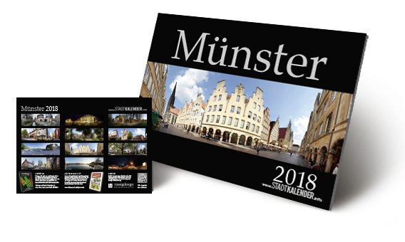 russigdesign Werbeagentur in Beckum – Stadtkalender Münster