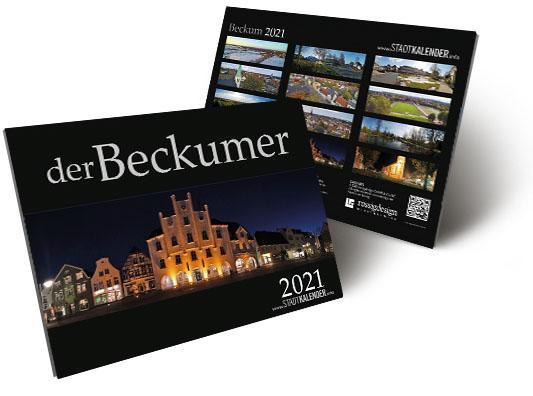 Panoramakalender Beckum 2021